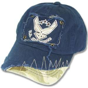 US AIR FORCE   New Style Ball Cap Military Collectible from Redeye