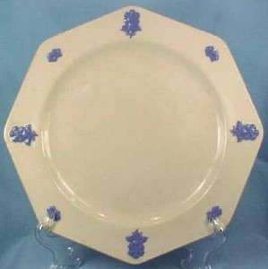 Lovely Antique CHELSEA SPRIG POTTERY PLATE Adams (O)