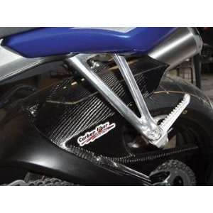 Carbon Fiber Works Rear Hugger Fender CBHF60R 09