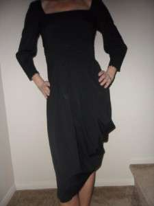 Max Mara Sportmax knit poly dress 6