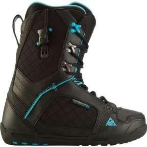 K2 Snowboards Curfew Snowboard Boot   Mens Black, 9.5
