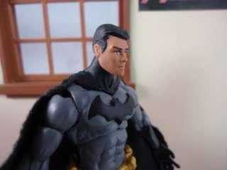 Custom BATMAN Marvel Universe action figure Dc infinite heroes young