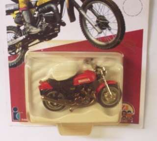 Honda CBX Ridge Riders Zee Toys Bike RARE VHTF 80s Motorcycle Red