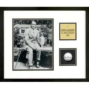 Gene Sarazen   Replica Golf Ball Series