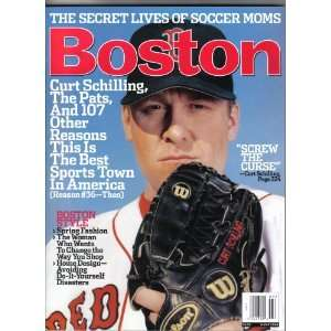 reasons this is the best sports town in America. Curt Schilling Books
