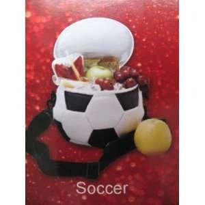 Sports Cooler Soccer Ball Shape