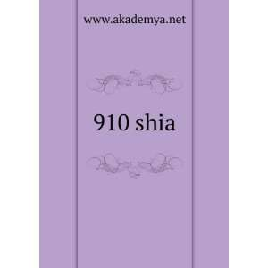 910 shia www.akademya.net Books