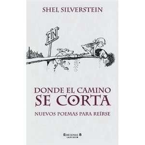 corta Nuevos poemas para reirse [Hardcover] Shel Silverstein Books