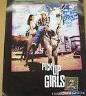 Western Wear Poster CINCH JEANS CODY OHL w/Girl & Horse