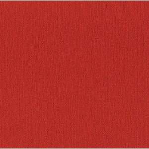 60 Wide Wool Flannel Red Orange Fabric By The Yard: Arts