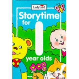 com Storytime for 1 Year Olds Hb (9780721416458) Joan Stimson Books
