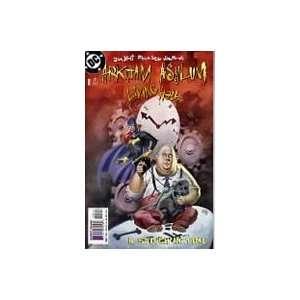 Arkham Asylum Living Hell (3): Dan Stott: Books