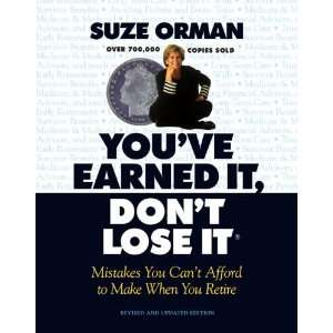to Make When You Retire (9781557043221) Suze Orman, Linda Mead Books