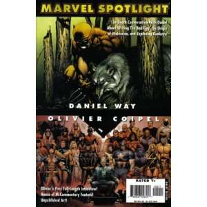 Spotlight Daniel Way / Olivier Coipel John Rhett Thomas Books