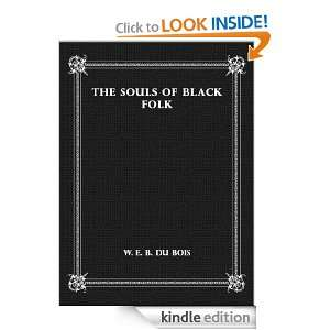 an analysis of the souls of black folks