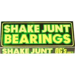 Shake Junt Ogs A   5 Bearings Single Set: Sports