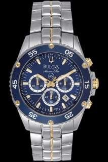 Bulova Marine Star 98H37 Watch