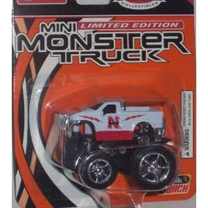 U. of Nebraska Huskers 2005 Mini Monster Truck NCAA
