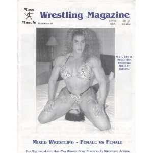 Mass Muscle Wrestling Magazine December 1999 Various, Ed Wink Books