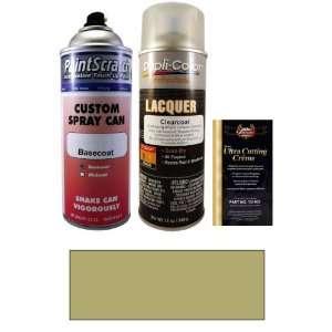 12.5 Oz. Sepang Silver Metallic Spray Can Paint Kit for 2012 BMW M5