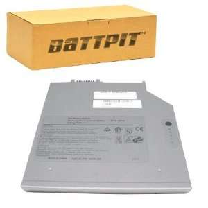 Dell Latitude D610 (Secondary Modular Bay Battery) (4400mAh / 49Wh