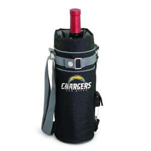 San Diego Chargers Black Wine Sack