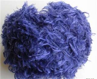 Splash by Crystal Palace Eyelash Yarns #3734 Violets