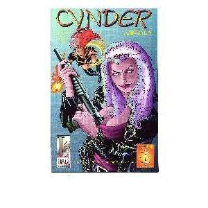 Cynder Annual #1 Variant Cover Immortelle Studios NEAR: No