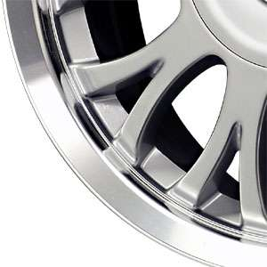New 15X6.5 4 100/4 108 Mb Sprite Silver Machined Wheels/Rims