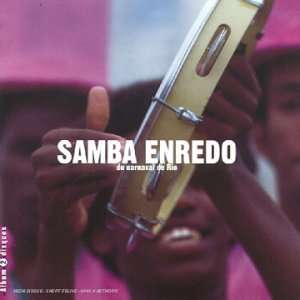 Samba Enredo Carnival of Rio 1 & 2 Various Artists
