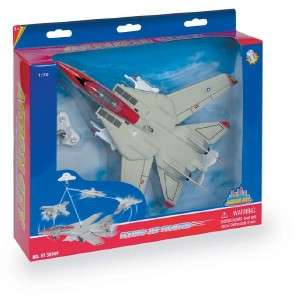 Action City   Flying Jet Fighter   Flies from the ceiling