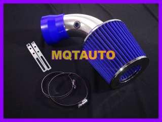 BLACK/BLUE PONTIAC BONNEVILLE 3.8L V6 AIR INTAKE 00 05