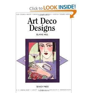 Art Deco Designs (Design Source Books) (9781903975626