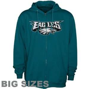 Philadelphia Eagles Big & Tall Classic Heavyweight Full