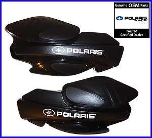 OEM 05 12 Polaris IQ Shift RMK Rush Switchback Black Hand / Wind