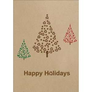 Recycle Symbol Holidays   100 Cards