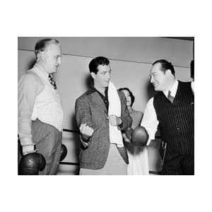 ROBERT TAYLOR, FRANK MORGAN, EDWARD ARNOLD.