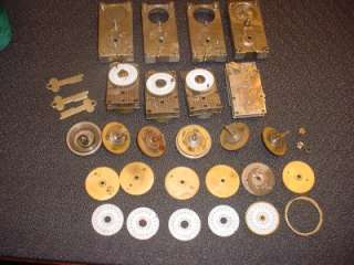 Lock Timer Parts E. Howard, Diebold, Mosler Safe Vault Time Lock D38