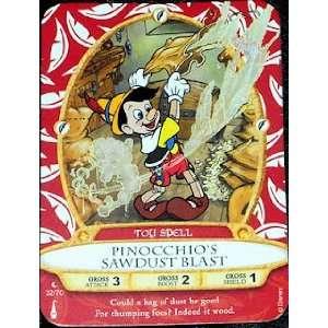 Sorcerers Mask of the Magic Kingdom Game, Walt Disney World   Card #32