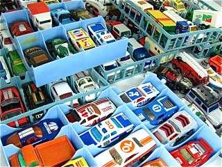 Lot 92 Matchbox Hot Wheels Corgi Die cast Cars Trucks boats with 3