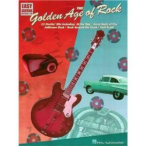 Golden Age of Rock (0073999020571) Hal Leonard Publishing