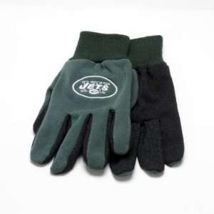 New York Jets Team Logo Utility Gloves