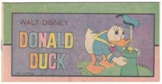 Walt Disney Donald Duck Mini Comic #1, 1976 NEAR MINT