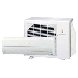 Ductless Split System Room Air Conditioner with