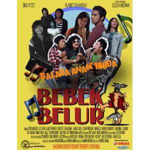 Bebek belur Poster Movie Indonesia B 11 x 17 Inches   28cm