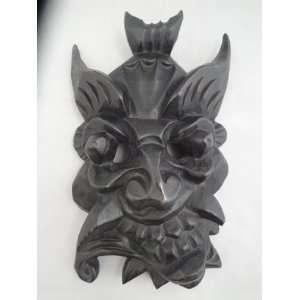 Tribal Ritual 10 Solid Wood Wall Art Decor Mask #343   FREE
