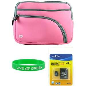 ARCHOS 10 10.2 Inch Netbook Neorpene Sleeve Case and 4 GB