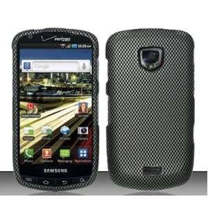 Carbon Fiber Design Hard Cover Case for Samsung Droid