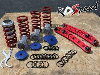 LOWER CONTROL ARM+COILOVER CIVIC/DEL SOL/INTEGRA EC ED EG EJ1