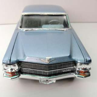 ANNUAL ISSUE 1/25 JOHAN 1964 CADILLAC COUPE DEVILLE PRO BUILT